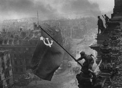 Berlín, 2. května 1945