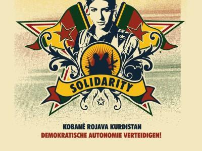 Solidarita s Rojavou