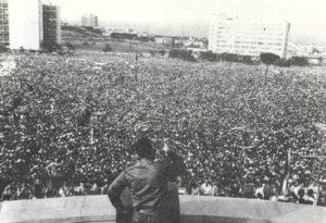 Fidel Castro, příhovor
