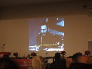 Pieta za Fidela Castra