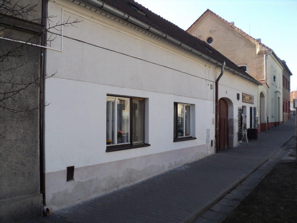 Rodný dům Marie Majerové