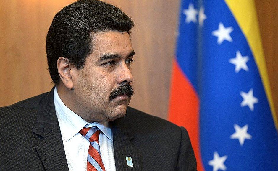 Nicolas Maduro - 65. prezident Venezuely
