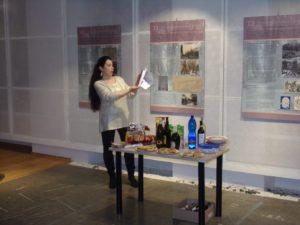 Prezentace almanachu proběhla 4. listopadu 2016 v pražské galerii Portheimka