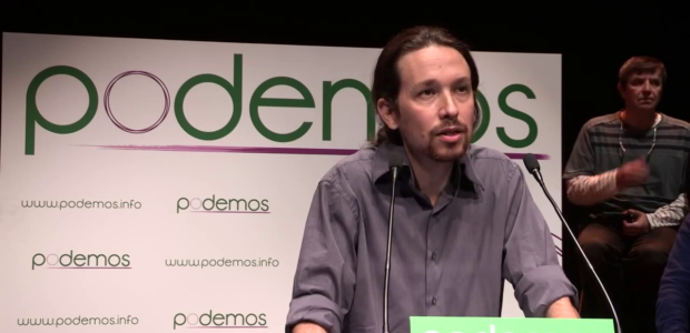 Prezentace PODEMOS (16.1. 2014 Madrid)