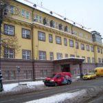 Nemocnice Na Františku - hlavní vchod