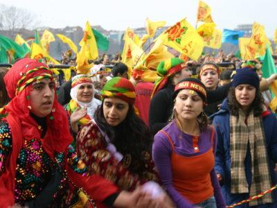 Newroz v Istanbulu