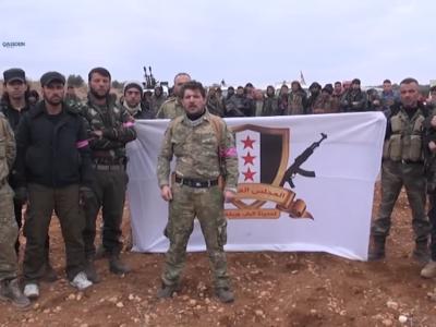 Vojenská rada al-Bábu (SDF) oznamuje 10 února, že bude brzy kontrolovat Al-Báb