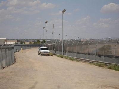 Hranice Mexiko-USA