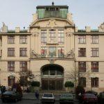 Nová radnice – sídlo Magistrátu hlavního města Prahy na Mariánském náměstí