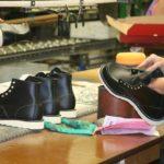 Továrna na boty amerického výrobce Red Wing Shoes