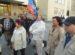 Shromáždění Za svobodu projevu v ČR a na Ukrajině - Levá Perspektiva