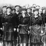 ženy Rudé Armády