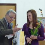 Kubánská konzulka Evelyn León Peréz