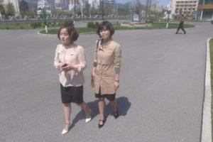 Korejské studentky