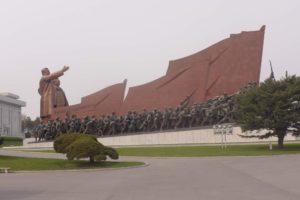 Památník u Muzea korejské revoluce