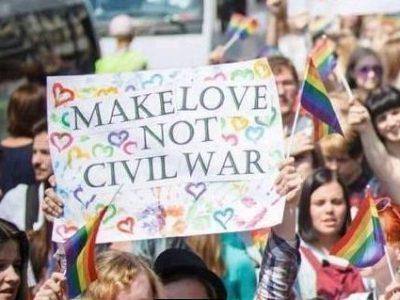 LGBT pride - Kyjev