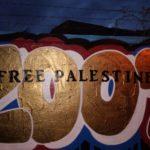 "Graffity ""Free Palestine"""