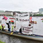Protesty G20 Hamburk