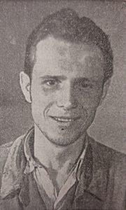 František Kovanda v prosinci 1948